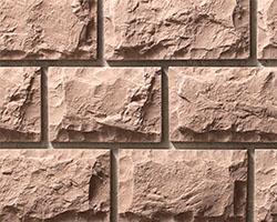 Фасадная плитка «Колотый камень большой» Угловая