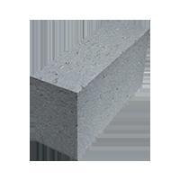 Блок стеновой КСР-ПР 390x190x188 М200 полнотелый