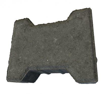 Тротуарная плитка «Катушка» 160x195x80 мм