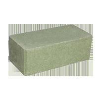 Кирпич бетонный КСР-ПР 250x120x88 М200 полуторный
