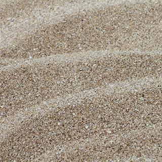 Песок речной мытый мешок 0,03 м3 (~40кг)
