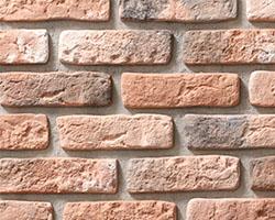 Фасадная плитка «Старый кирпич»
