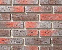 Фасадная плитка «Тонкий кирпич» Плоскостная