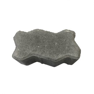Тротуарная плитка «Волна» или «Змейка» 205x115x70 мм